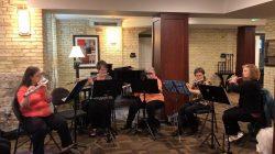 Delta Flute Choir honors their Founder