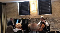 Small Ensemble Concert Series ends with flair!