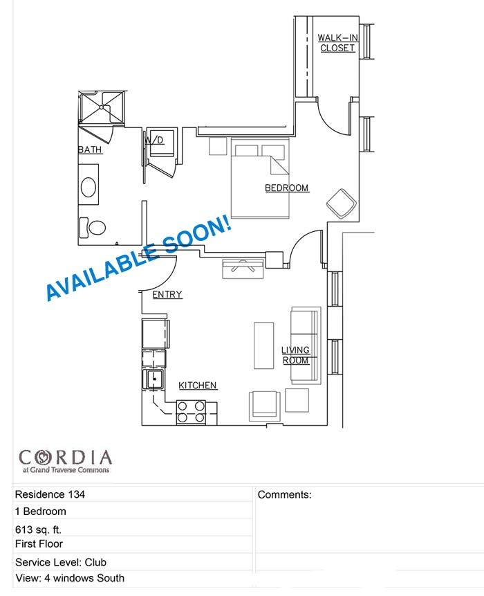floor plan 134