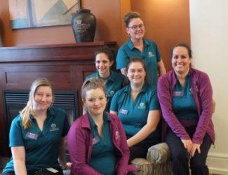 Cordia's Housekeeping Team